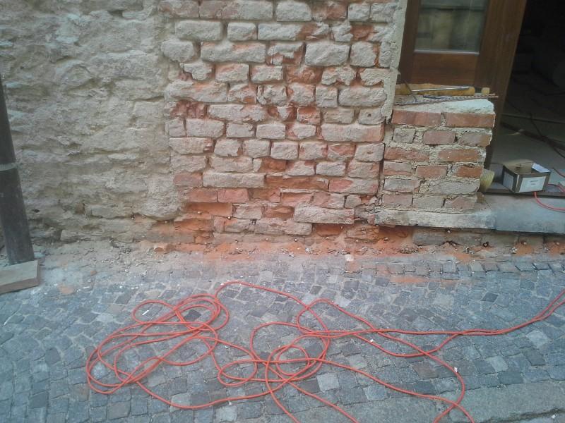 Sanace zdiva Brno 8